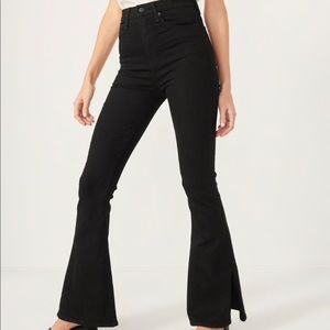 Abercrombie | Ultra High Rise Flare Jeans 27R